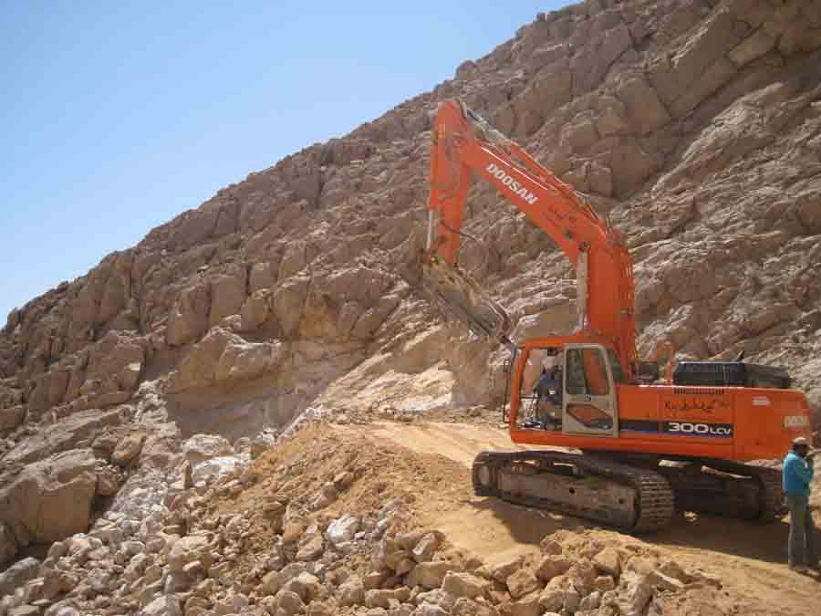 granite quarries in egypt